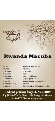 Rwanda Macuba 250g